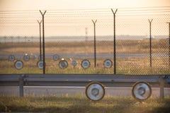 Airport beacon Stock Photography