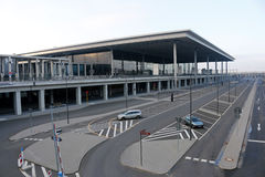 Airport BER Berlin Royalty Free Stock Photo