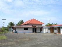 Airport Big Corn Island Nicaragua Royalty Free Stock Photos