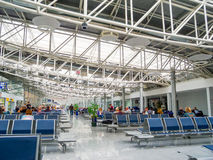 Airport Borispol Stock Image