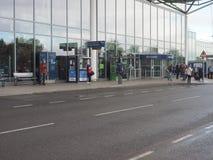 Airport in Bristol Stock Photo