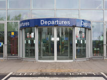 Airport in Bristol Stock Photos