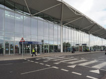 Airport in Bristol Royalty Free Stock Image