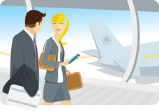 Airport Business Stock Images