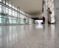 Airport Concourse Royalty Free Stock Image