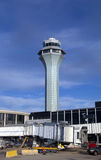 Airport Control Tower Royalty Free Stock Image