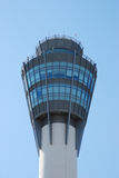Airport control tower Royalty Free Stock Photos