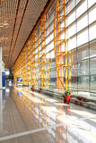 Airport Departure Area Royalty Free Stock Image