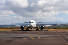 Airport of Diego Suarez Stock Images