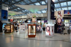 Airport duty free Royalty Free Stock Images