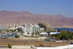 Airport in Eilat, Israel Stock Photography