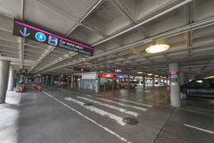Airport Facilities Royalty Free Stock Images