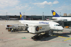Airport frankfurt Stock Images