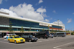 Airport of Funchal, Madeira royalty free stock image