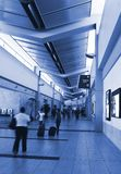 Airport gate area Royalty Free Stock Images