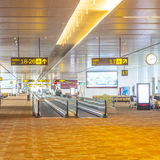 Airport hall in Delhi Royalty Free Stock Photos