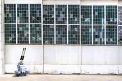 Airport Hangar Royalty Free Stock Images