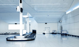 Airport Interior Royalty Free Stock Photo