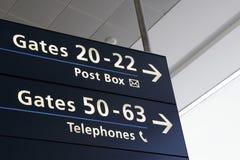 Airport Interior Stock Photos