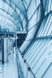 Airport interior Stock Photography