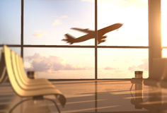 Airport Royalty Free Stock Images