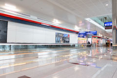 Airport interior Stock Photos