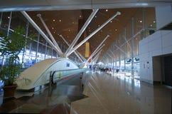 Airport Kuala Lumpur Stock Image