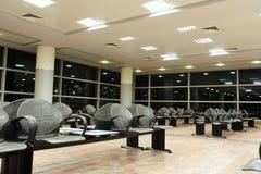 Airport lobby Royalty Free Stock Photo