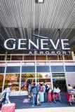 Airport logo Royalty Free Stock Photo