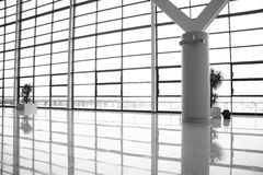 Airport lounge Royalty Free Stock Images