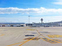 Airport of Majorca Royalty Free Stock Photo