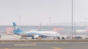 Airport of New Delhi, India royalty free stock photo