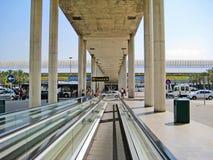 Airport Palma de Majorca Stock Photo
