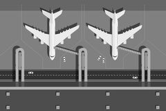 Airport Royalty Free Stock Image