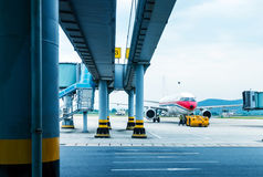 Airport Royalty Free Stock Photos
