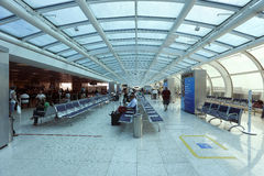 Airport on Rio de Janeiro Royalty Free Stock Images