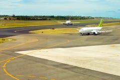 Airport Runway Stock Photos
