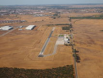 Airport runway Stock Photography