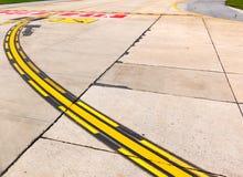 Airport Runway Signal Royalty Free Stock Image