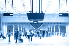 Airport Scene 2 Royalty Free Stock Images