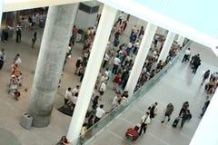 Airport scene Stock Photos