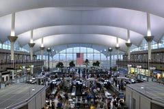 Airport security Stock Photos