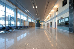 Airport Security And Hall Stock Photography
