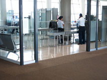 Free Airport Security Check Point Stock Image - 30772501