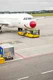 Airport service Royalty Free Stock Images