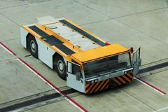 Airport service vehicle Stock Image