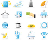 Airport services Royalty Free Stock Photography