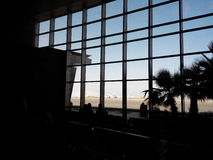 Airport. Sharm-El-Sheikh. 08 july 2014 Royalty Free Stock Photo