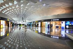 Free Airport Shopping Stores, China Stock Photo - 118472600