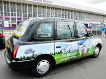 Airport shuttle service in england Stock Images